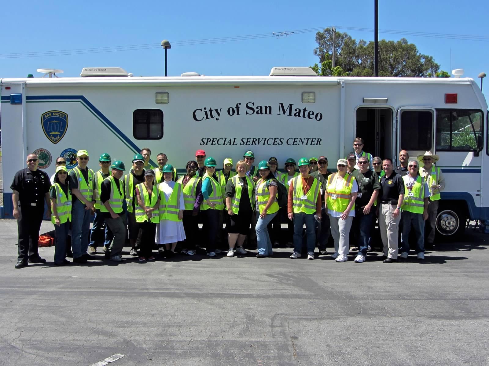 San Mateo City CERT - HOME